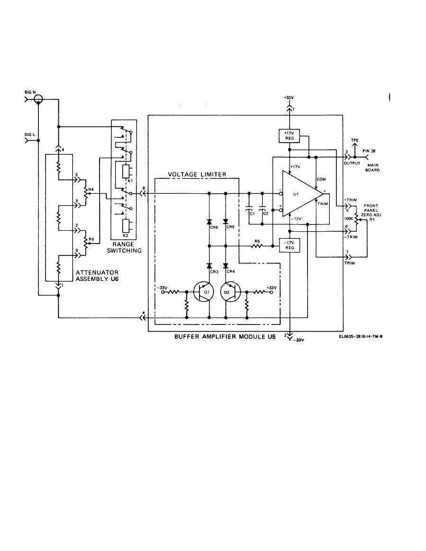 digital voltmeter schematic