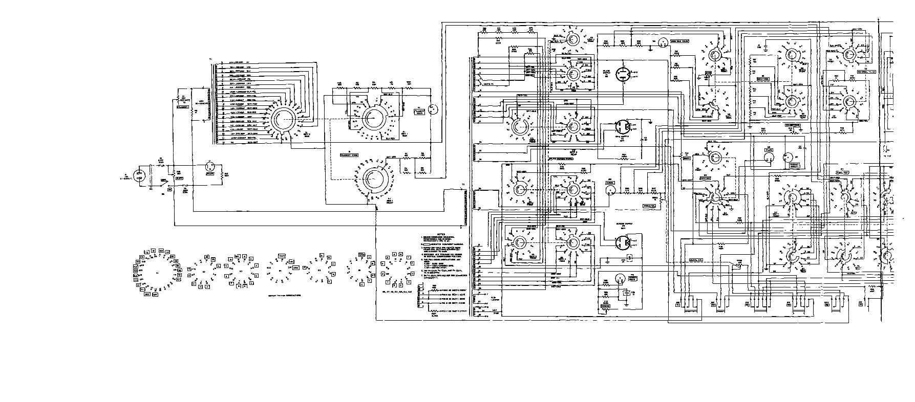 Figure 26 Test Set Electron Tube Tv 2 U Schematic Diagram And Circuit
