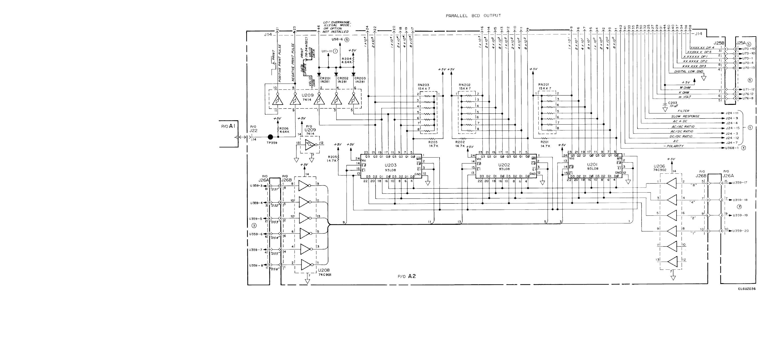 Figure fo 10 parallel bcd output a2 schematic diagram parallel bcd output a2 schematic diagram pooptronica