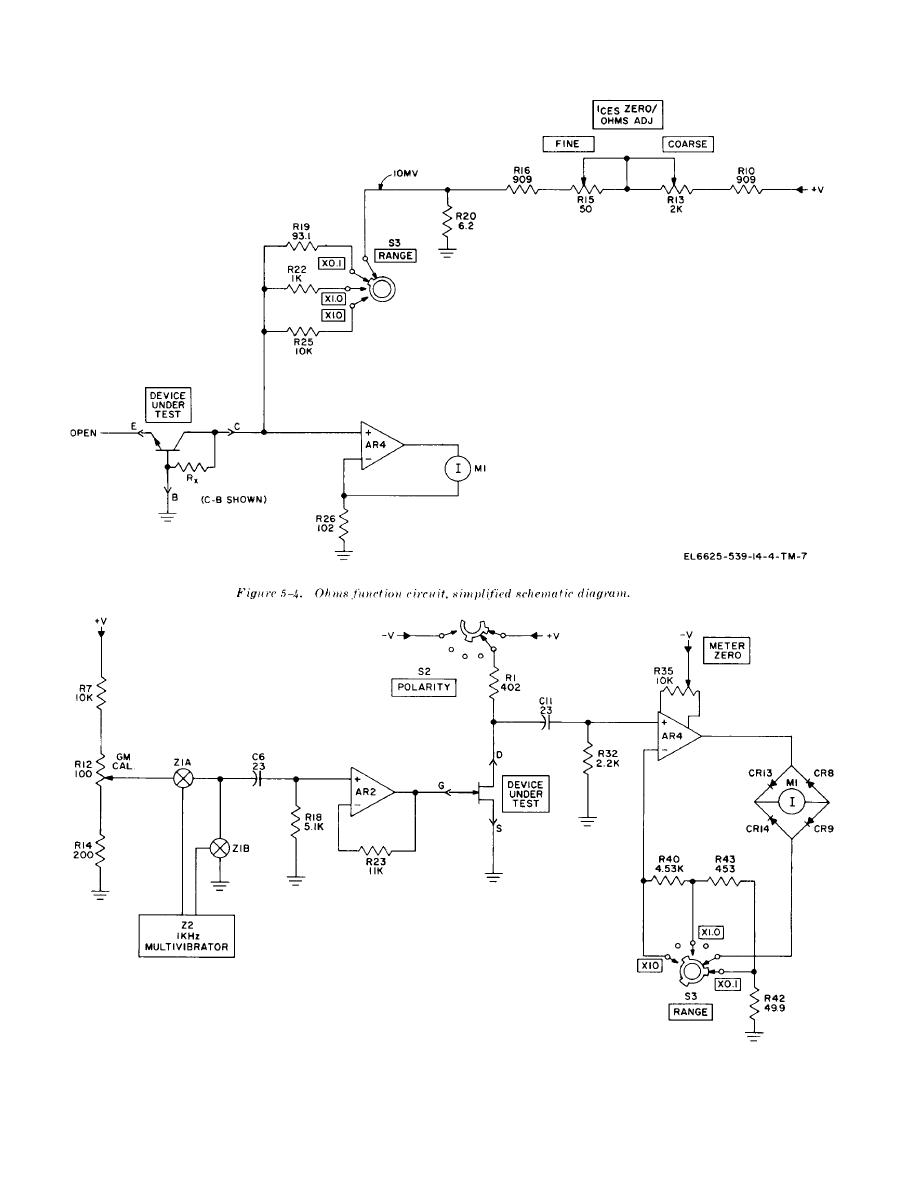 Figure 5-5. Field effect transistor test circuit, simplified ... on cable schematic diagram, basic schematic diagram, scr schematic diagram, plug schematic diagram, control schematic diagram, coil schematic diagram, steam engine schematic diagram, ic schematic diagram, transmitter schematic diagram, power transformer schematic diagram, thyristor schematic diagram, potentiometer schematic diagram, amplifier schematic diagram, battery schematic diagram, led schematic diagram, motor schematic diagram, vacuum tube schematic diagram, switch schematic diagram, cmos schematic diagram, flyback transformer schematic diagram,